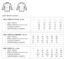 Windjacke_SIZES